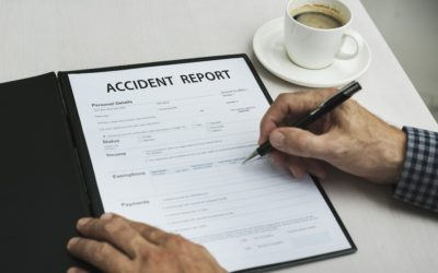 How To Report a Traffic Accident?